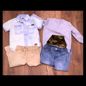 7ForAllMankind Toddler Boy Bundle